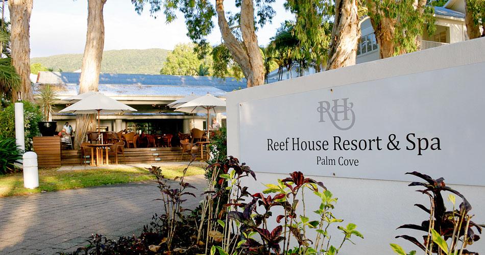【オーストラリア】パームコーブの隠れ家リゾート ザリーフハウスギャラリーコレクションに泊まるパームコーブ&ケアンズの休日5・6・7日間