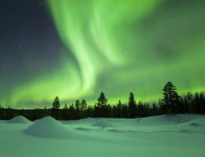 ガラスイグルーに泊まる!フィンランド憧れのオーロラ 8日