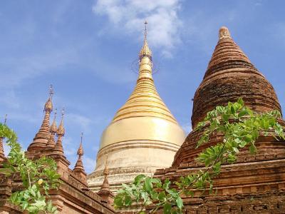 世界3大仏教遺跡・バガンの絶景へ!<br>ミャンマー・バガン遺跡&ヤンゴン 4・5・6日