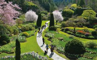 上野砂由紀さんと行くカナダガーデン巡りとナイアガラの滝7日間