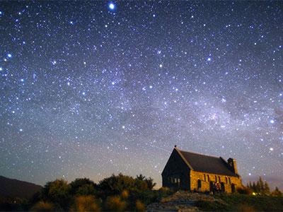 一度は観たい感動絶景 「テカポの星空」を訪れる ニュージーランド4・5日