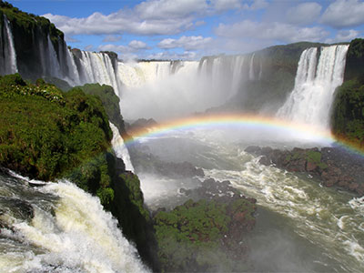 一度は観たい感動絶景<br>天空都市マチュピチュ・ナスカの地上絵とイグアスの滝 11日