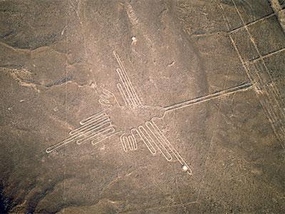 一度は観たい感動絶景<br>天空都市マチュピチュとナスカの地上絵 7日
