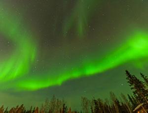 【絶景】絶景エクスプレス「イエローナイフでオーロラ」を観る! カナダ