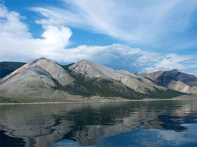 アンガラ航空チャーター便で行く 絶景バイカル湖とシベリア鉄道 5日