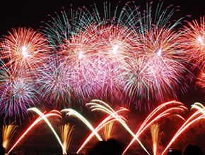 【関西発】長野県 諏訪湖祭湖上花火大会(おとなび)