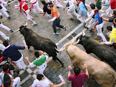 【成田発】【関空発】「牛追い祭り」マドリッド6日