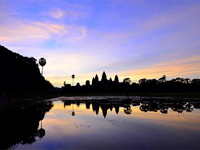 【一度は観たい感動絶景!カンボジア】アンコール遺跡・ベンメリア遺跡