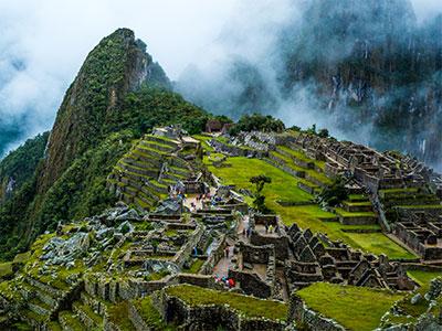 マチュピチュでは麓の村に2連泊し充実の終日観光!感動の世界遺産!ペルー周遊8日