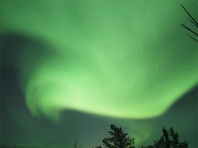 【絶景】絶景エクスプレス「ホワイトホースでオーロラ」を観る! カナダ