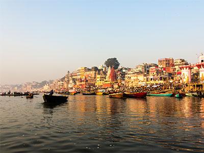 【一度は観たい感動絶景!インド】<br>気軽にデリー・ヴァラナシ・アグラ・ジャイプール