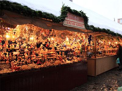 【関空発】ドイツの4つのクリスマスマーケットへGO!フランクフルト