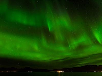 【3夜連続のオーロラチャンス!北部ノルウェー最大の街「トロムソ」でオーロラハンティング】トロムソ 6日