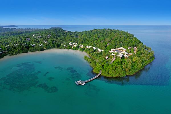 【タイ】自然と調和した隠れ家リゾート「ソネバキリ」プール付きヴィラで過ごすタイ・クッド島 至福の休日 6日(年末年始 10日)