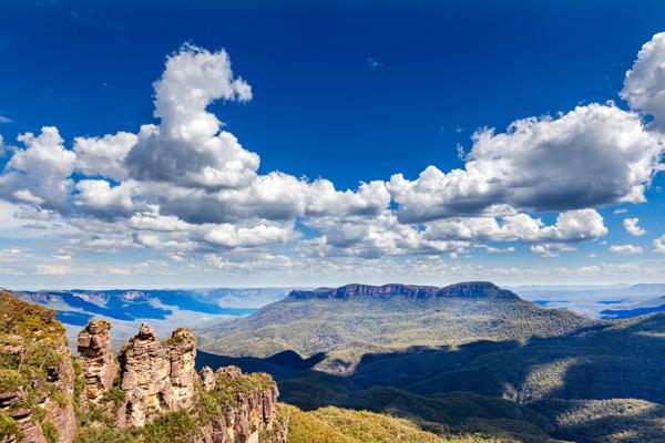 【オーストラリア】世界遺産 ブルーマウンテンズとジェノランケーブを訪れるシドニーの休日 6・7・8日