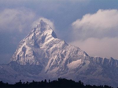 【一度は観たい感動絶景!ネパール】<br>専用車・専属ガイドがご案内 ヒマラヤ