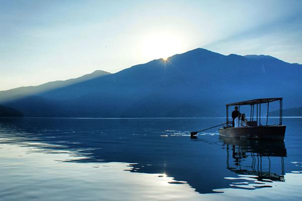 【台湾】山と水に囲まれたリゾート「ザ・ラルー」に泊まる 神秘の湖 日月潭・台北・台南・九份 台湾周遊5日