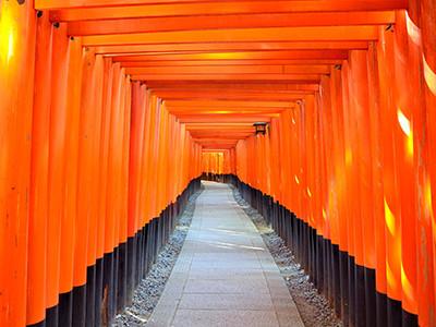 3位 京都旅行