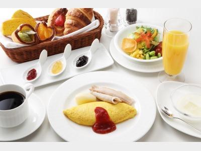 朝食イメージ(洋食)