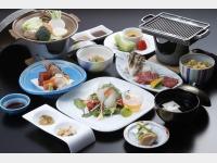 レストラン「楡(にれ)」夕食の一例
