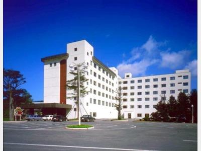 笹井ホテルの外観
