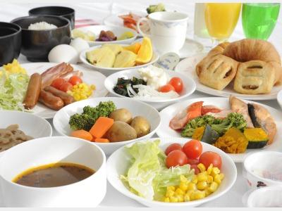 朝食バイキング イメージ2