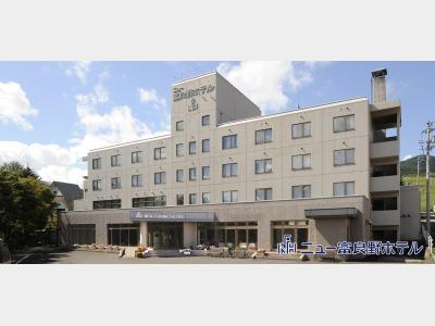ニュー富良野ホテルの外観