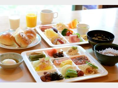 朝食バイキング ※写真はイメージです。