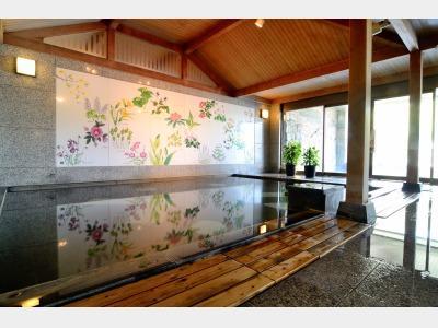 和風風呂(女性大浴場)