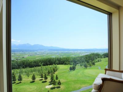客室からの眺望一例