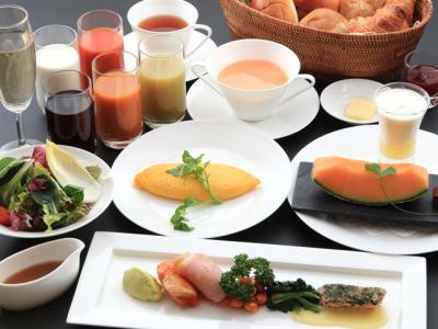 朝食イメージ 洋食セットメニュー