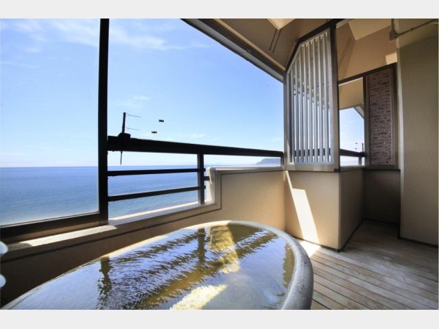 露天風呂付和室イメージ