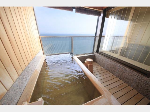 別館花月 露天風呂付客室イメージ