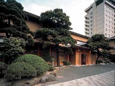 純和風旅館 一乃松の外観