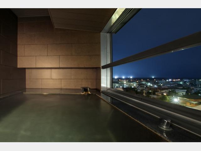 客室一例/SUITE展望風呂