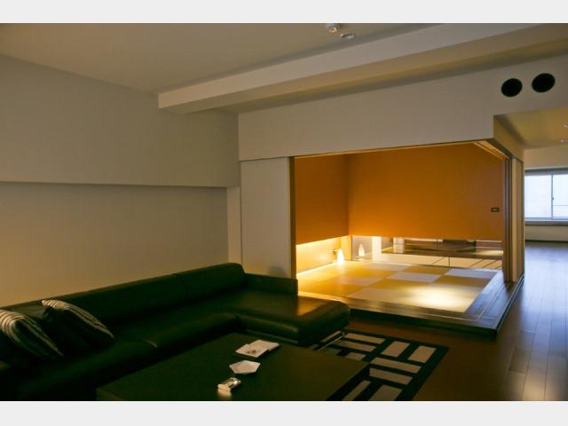 客室一例/SUITE