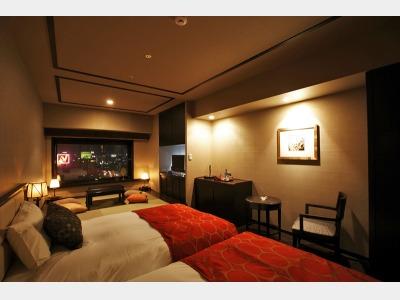 客室一例/和洋室