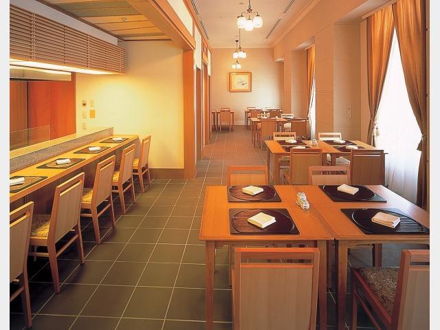 レストラン 和食 随緑亭