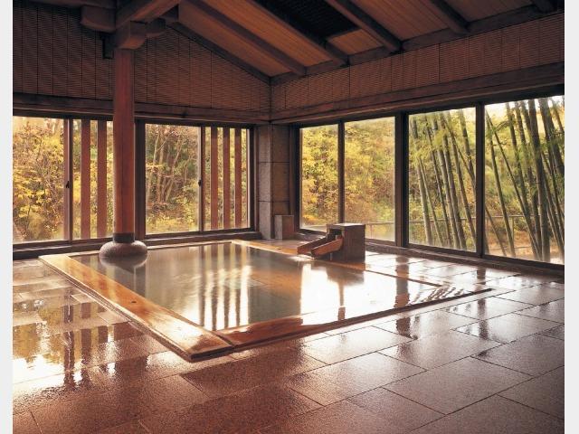 大浴場 (名取の御湯)