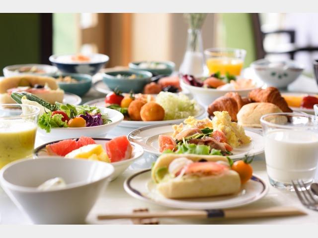 朝食ビュッフェ【プレミアムモーニング】※イメージ