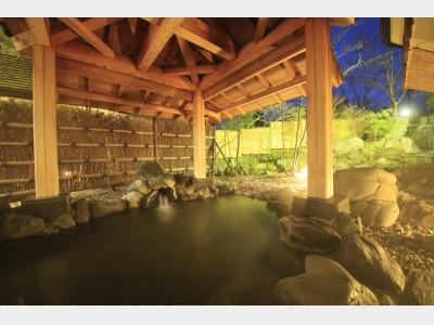 露天風呂「湯の舞の湯」