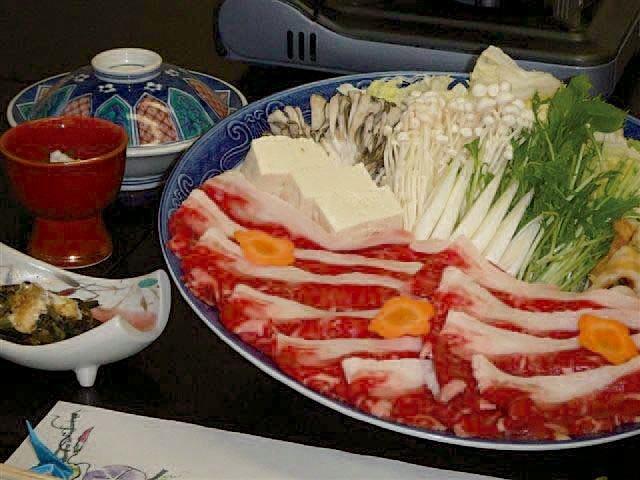 すき焼き膳