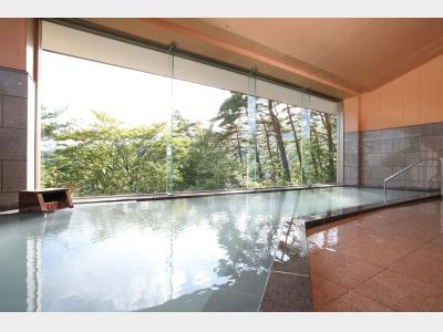 大浴場『山の湯』