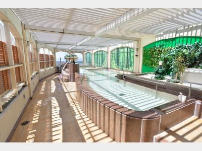 ウイングタワー露天風呂イメージ