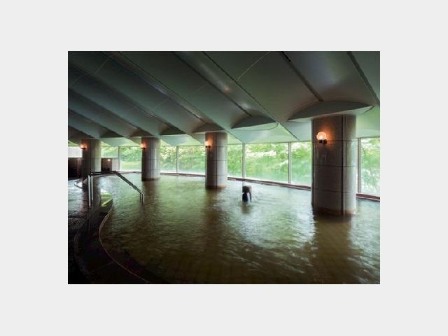 大浴場(オーロラの湯)