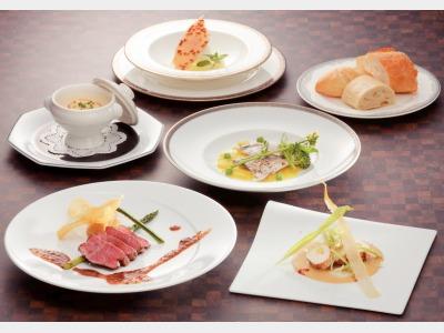 『フランス料理』一例