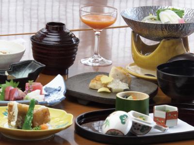 日本料理 一例