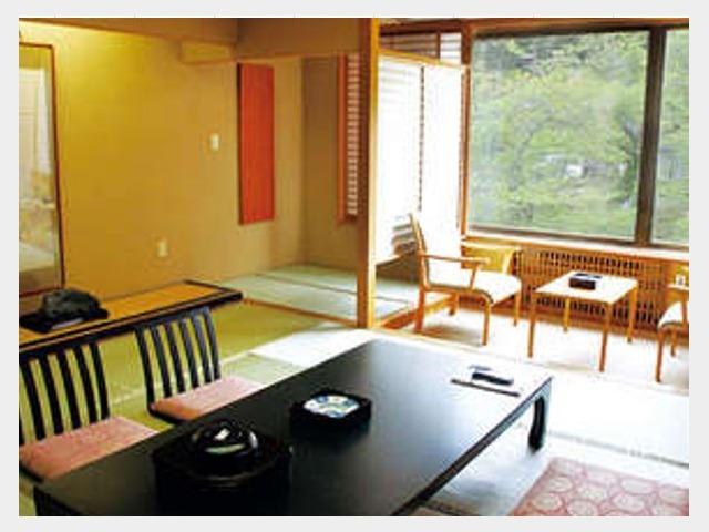 筑波山側標準客室