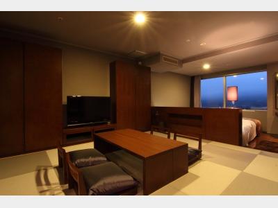 絆ファミリールーム客室一例