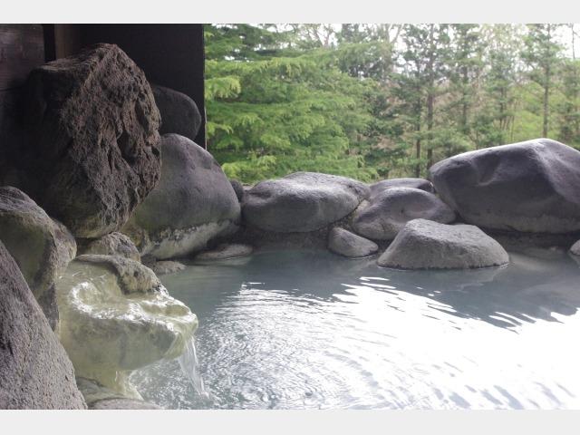 開湯 1370年の温泉